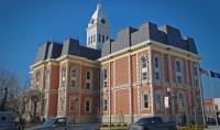 Randolph County Indiana Courthouse
